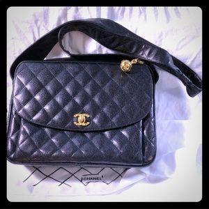 Chanel camera bag